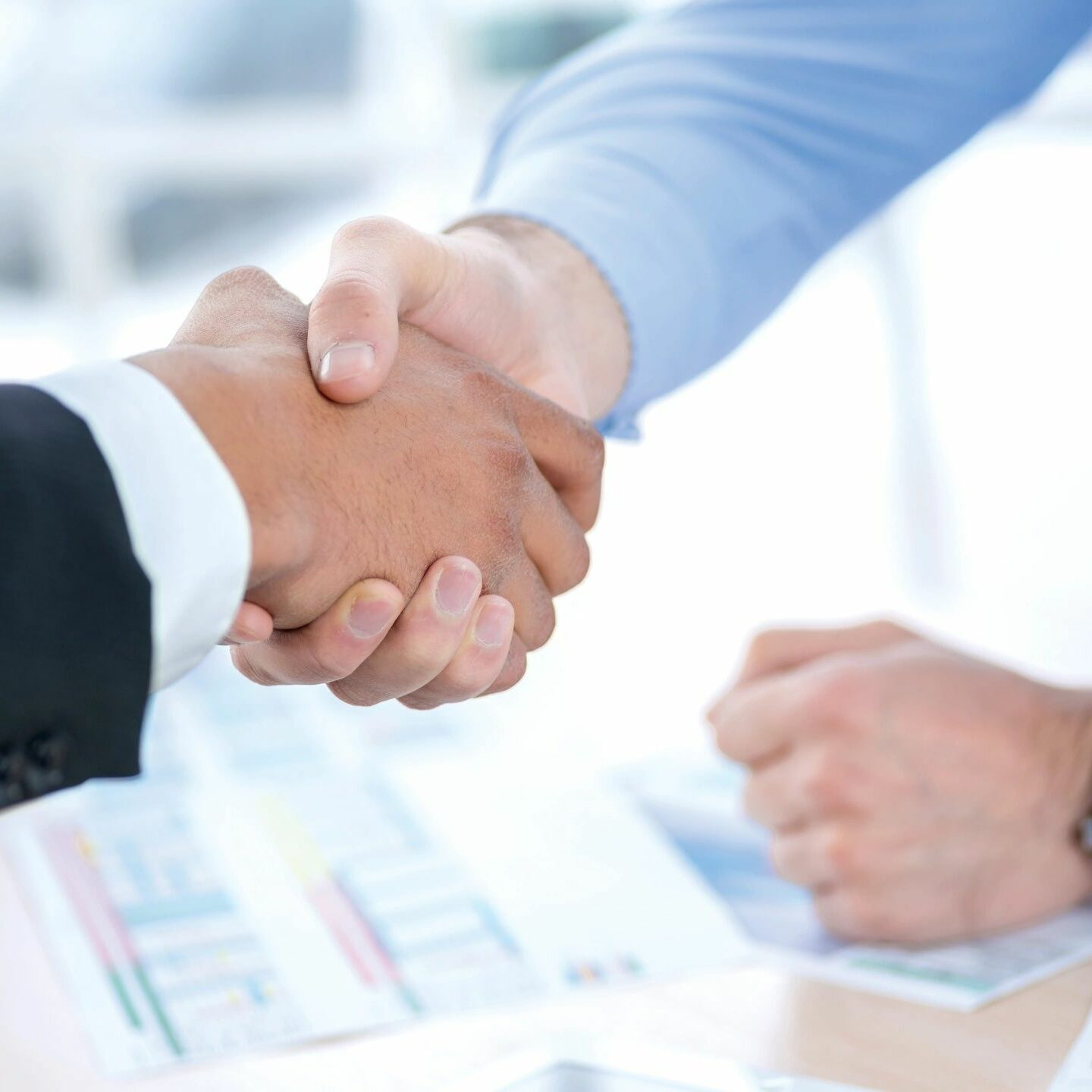 We partner with Realtors for a mutually beneficial business relationship